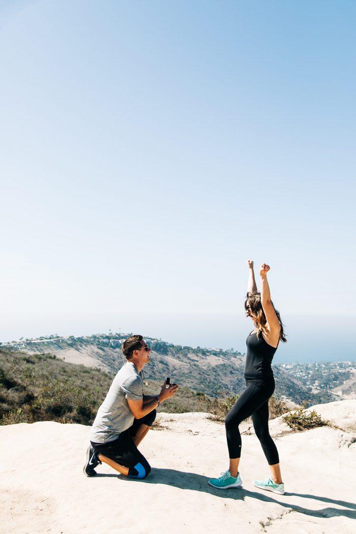 Marriage Proposal Ideas in Laguna Beach