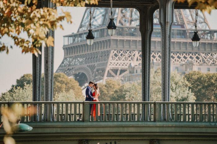 Lauren's Proposal in Paris, France