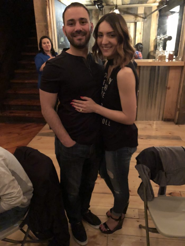 Marriage Proposal Ideas in Westfield River Brewery