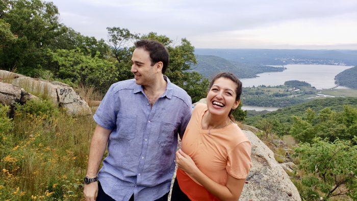 Wedding Proposal Ideas in Bear Mountain National Park
