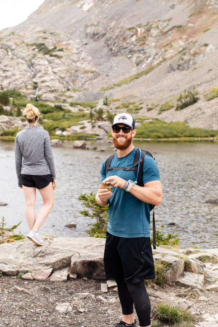 Proposal Ideas Mohawk Lakes Trail, Breckenridge, Colorado