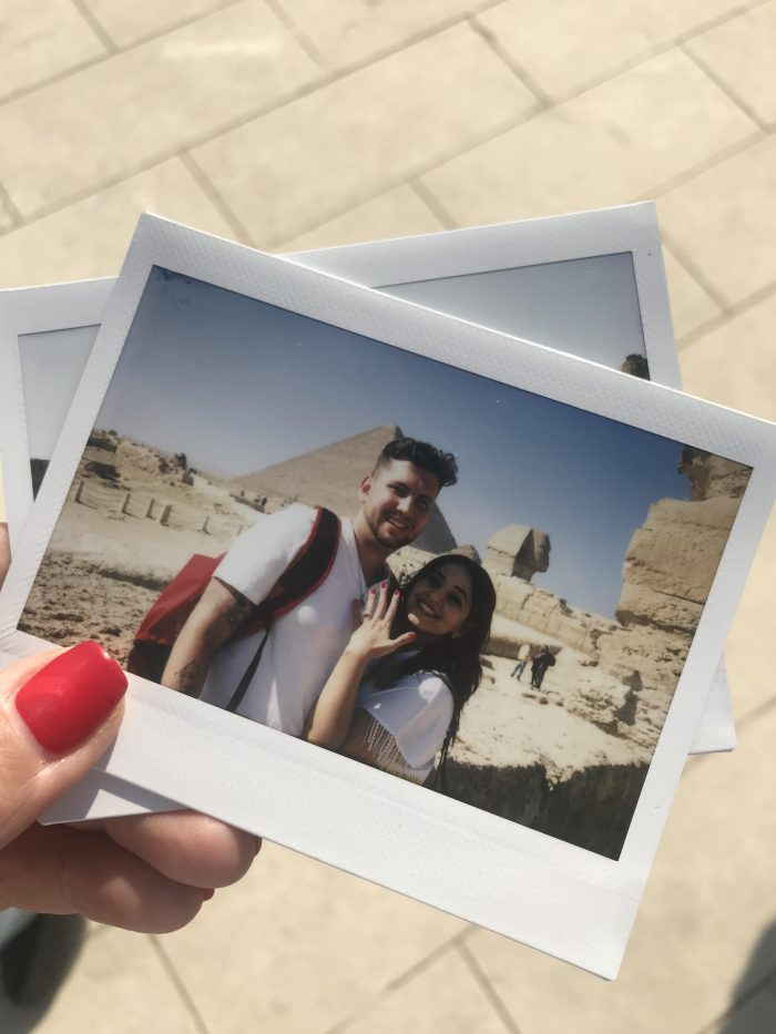 Engagement Proposal Ideas in Cairo, Egypt