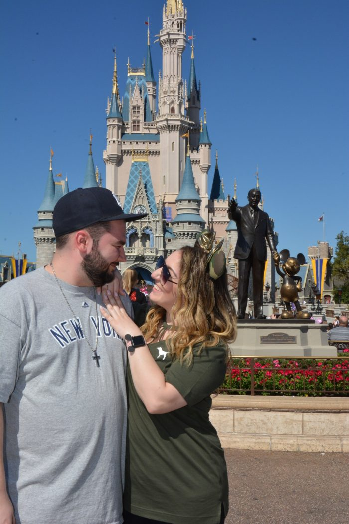 Engagement Proposal Ideas in Walt Disney World