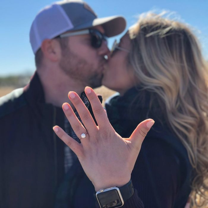 Engagement Proposal Ideas in All Seasons Apple Orchard