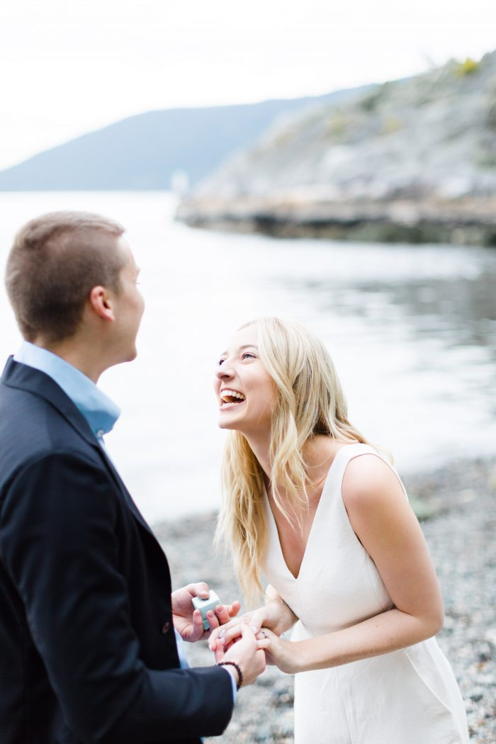 Wedding Proposal Ideas in Vancouver