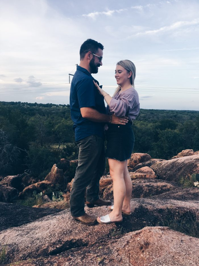 Where to Propose in Hill Country in Texas