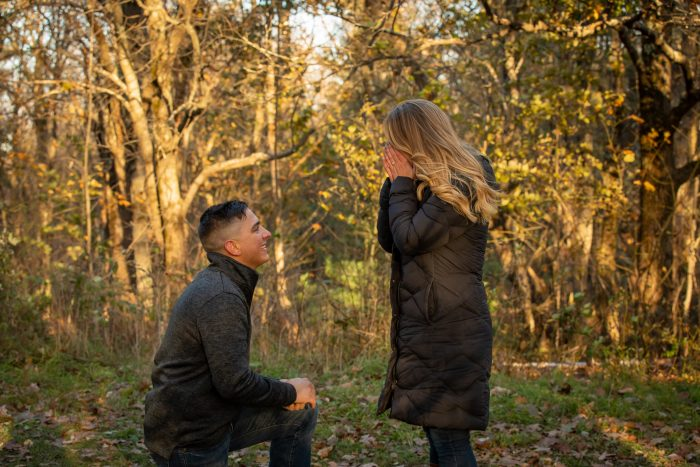 Where to Propose in Fire tower, Austerlitz NY