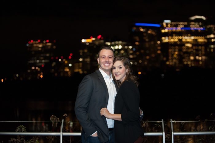 Engagement Proposal Ideas in Georgetown waterfront D.C