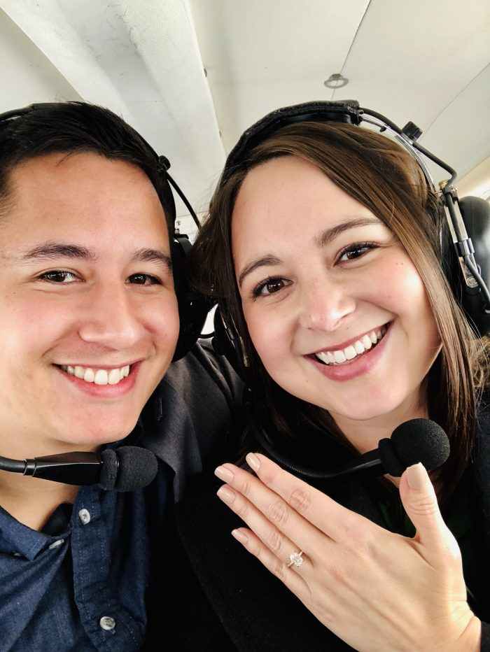 Where to Propose in 2000 feet in the air in Seattle