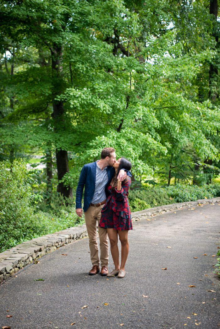 Where to Propose in New York Botanical Garden