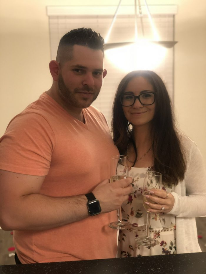 Valerie and Matt's Engagement in Sarasota, Florida