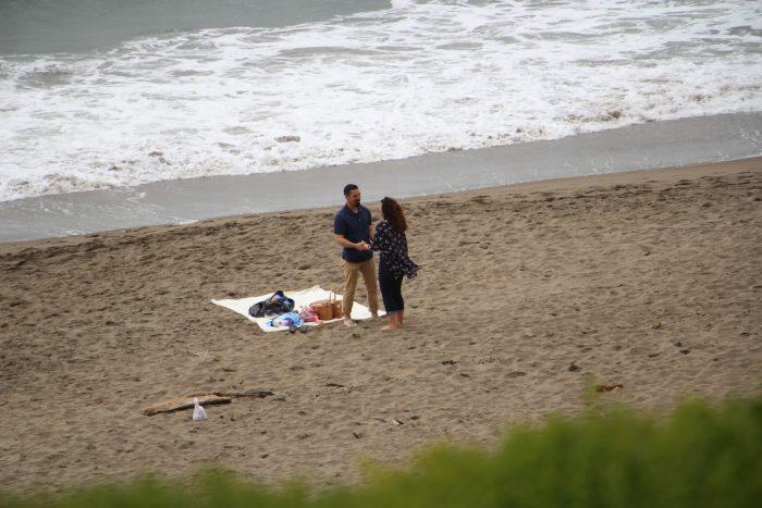Marriage Proposal Ideas in Baker Beach, San Francisco, CA