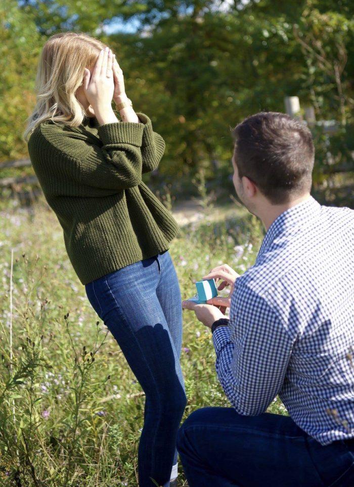 Wedding Proposal Ideas in Morningstar Mill