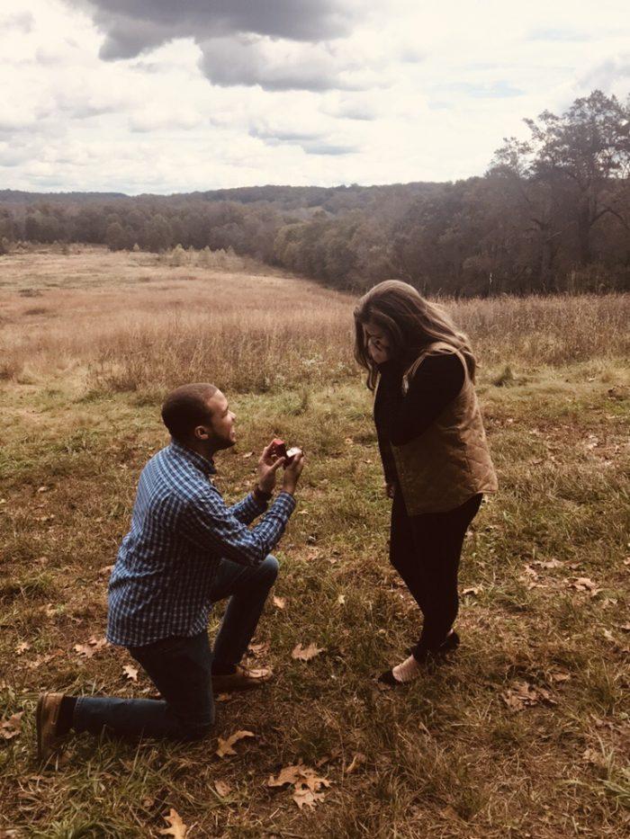 Wedding Proposal Ideas in Irvine Nature Center