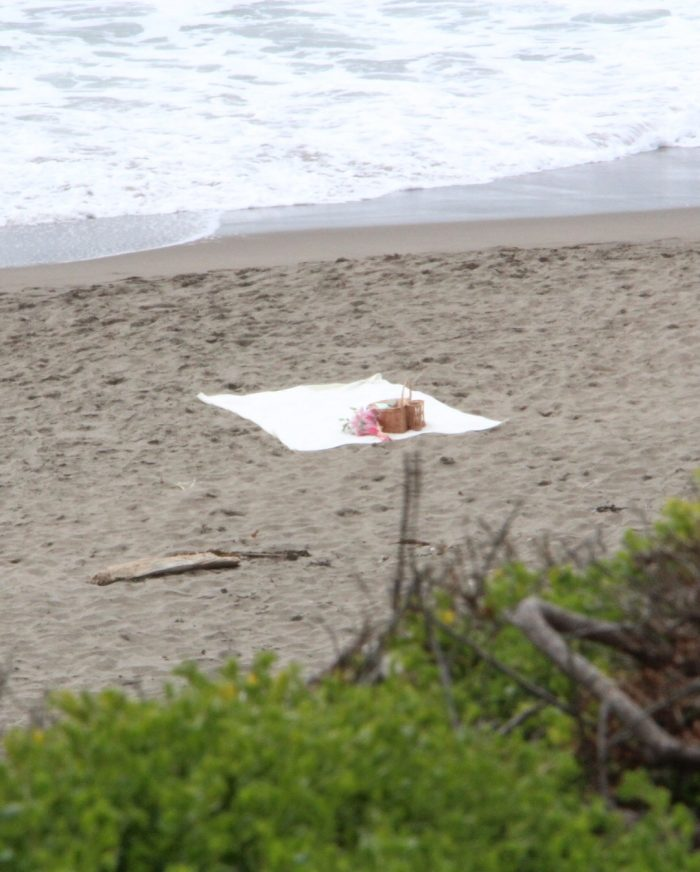 Karen and Nick's Engagement in Baker Beach, San Francisco, CA