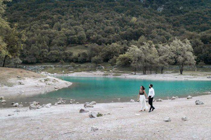 Marriage Proposal Ideas in Lago di Tenno