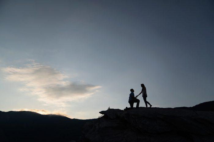 North Carolina proposal on Grandfather Mountain.