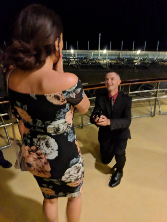 Marriage Proposal Ideas in Royal Carribbean Cruise to the Bahamas