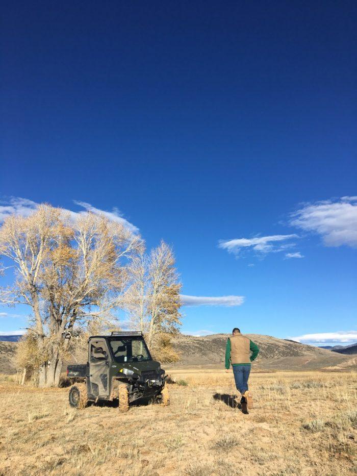 Alexandra's Proposal in Kremmling, Colorado