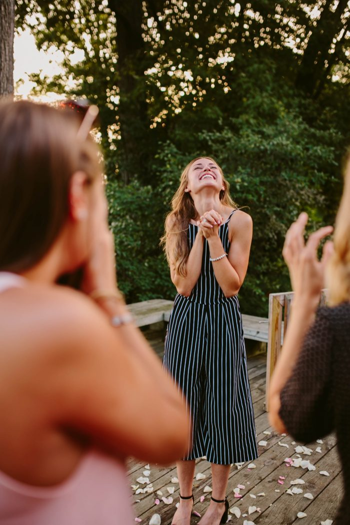 Where to Propose in Reeds Lake, East Grand Rapids, MI