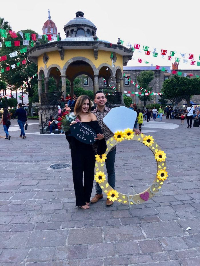Genevieve and Kevin's Engagement in Guadalajara, Jalisco, Mexico