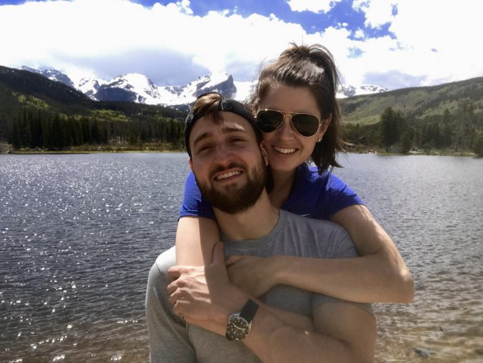 Molly and Tim's Engagement in Hope Pass in Colorado - outside of Twin Lakes, CO