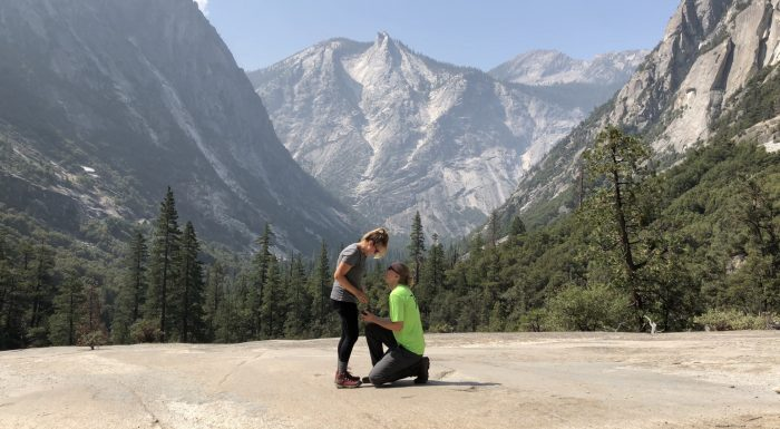 Where to Propose in Sequoia National Park: Kings Canyon