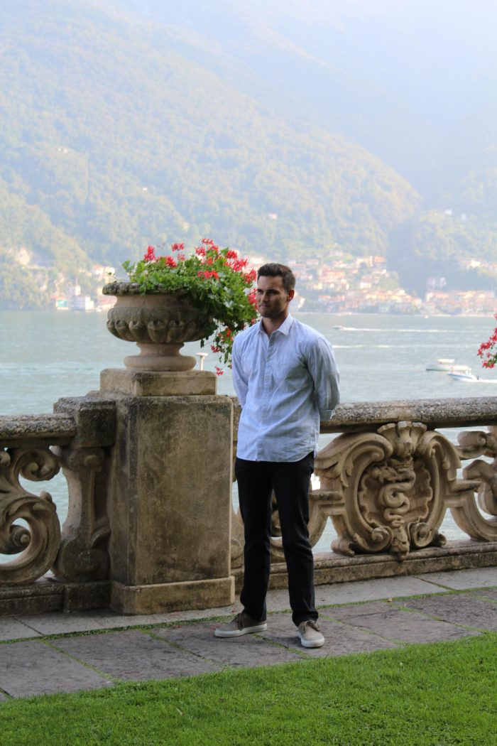 Where to Propose in Lake Como, Italy