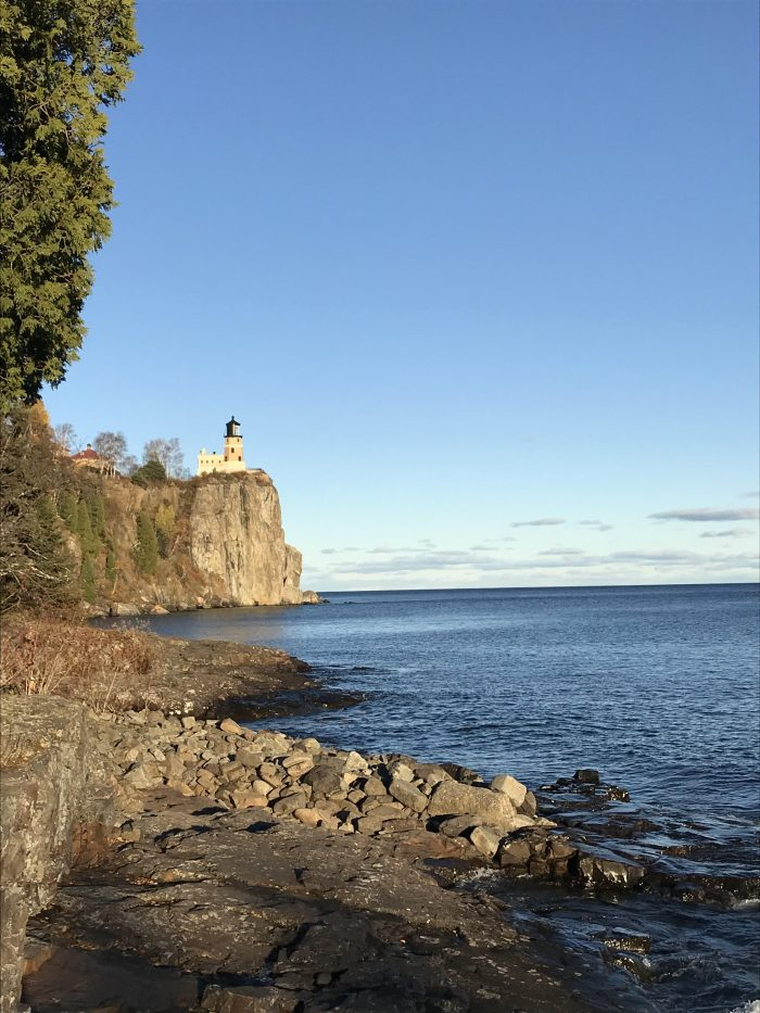 Where to Propose in Split Rock Lighthouse State Park