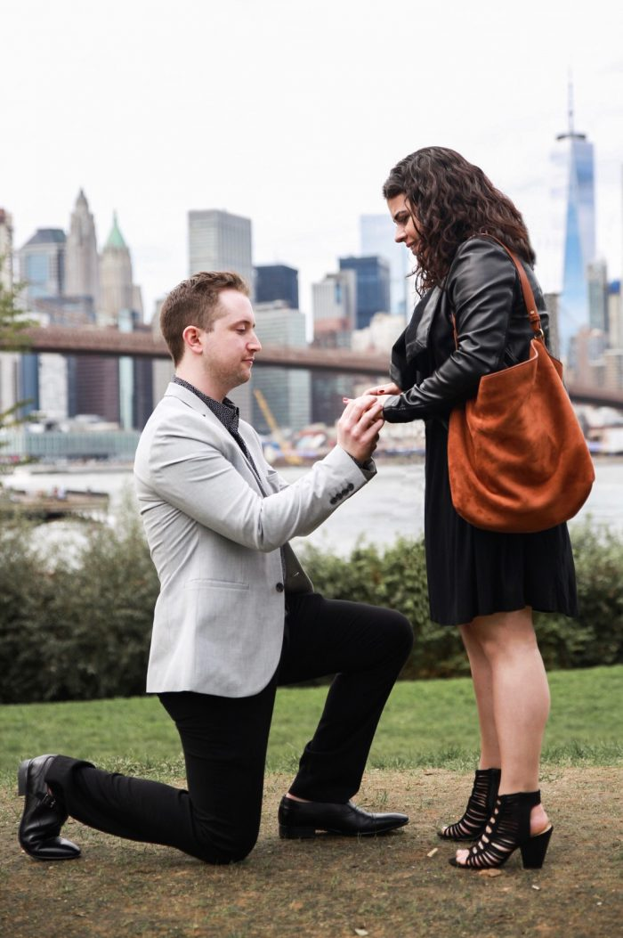 Proposal Ideas Dumbo Brooklyn