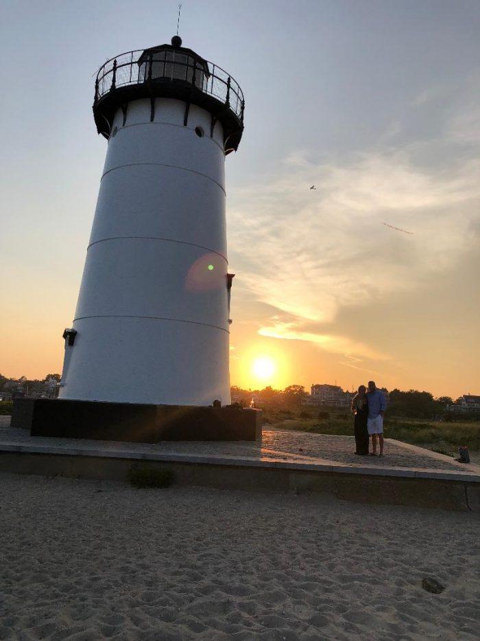 Engagement Proposal Ideas in Edgartown, Martha's Vineyard