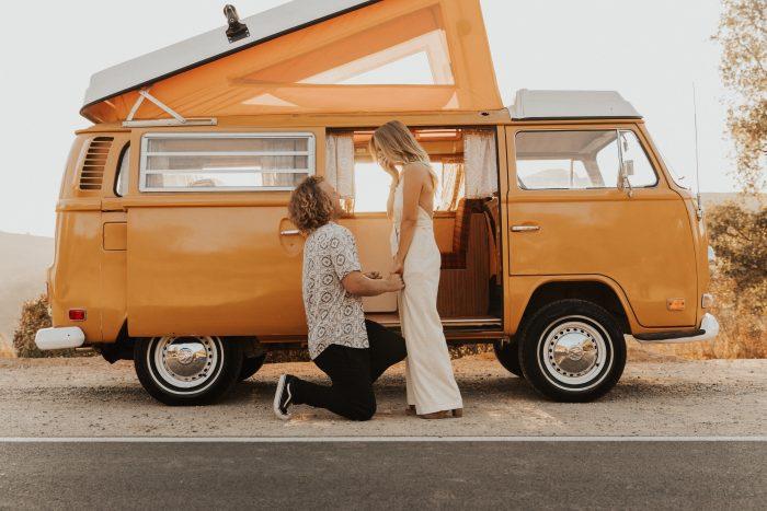 Marriage Proposal Ideas in Silverado, CA