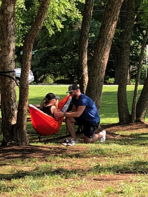 Engagement Proposal Ideas in Freedom Park (Charlotte, NC)