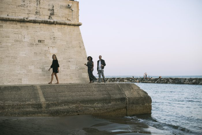 Marriage Proposal Ideas in La Posta Vecchia - Ladispoli, Rome, Italy