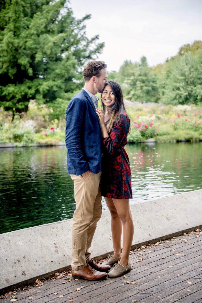 Engagement Proposal Ideas in New York Botanical Garden