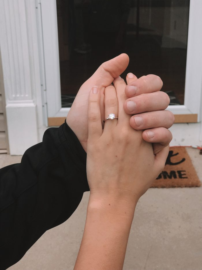 Where to Propose in Our house
