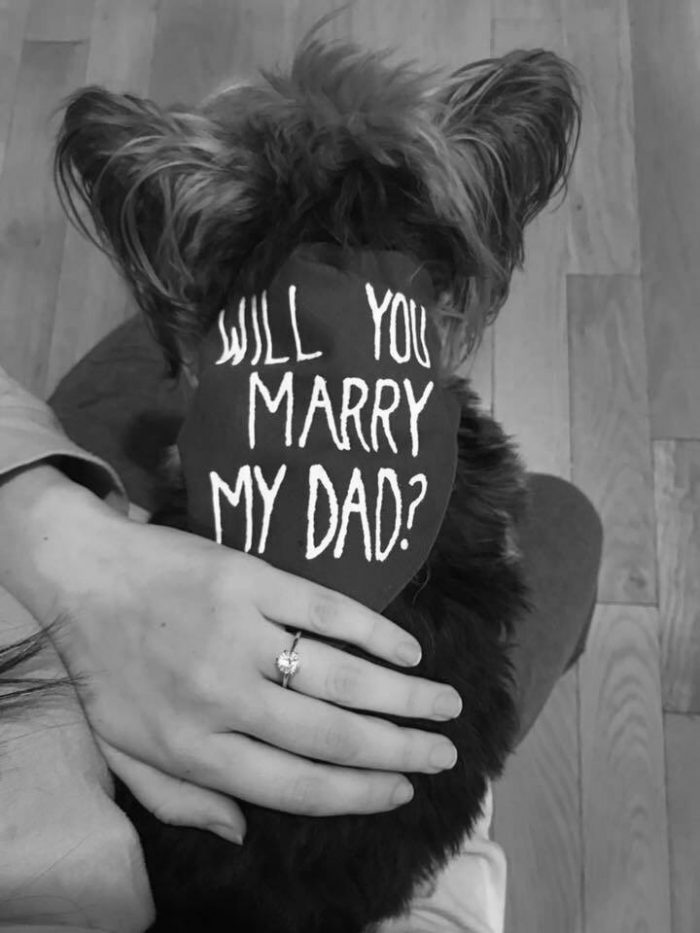 Wedding Proposal Ideas in Our house