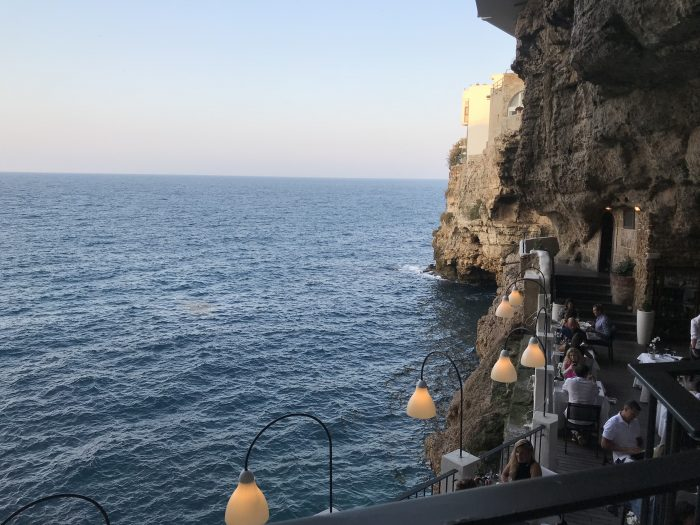 Marriage Proposal Ideas in Polignano A Mare, Italy
