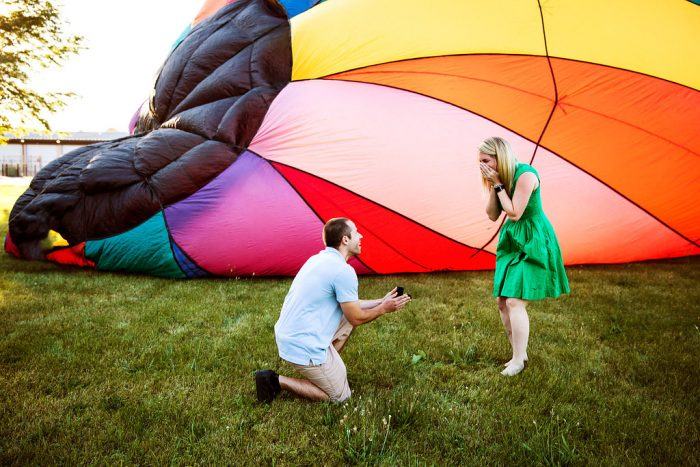 Megan's Proposal in Conesus Lake, NY