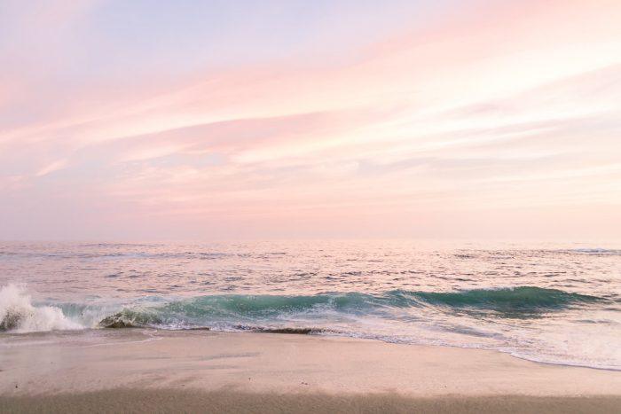 Cheyenne's Proposal in Cress Street Beach, Laguna Beach