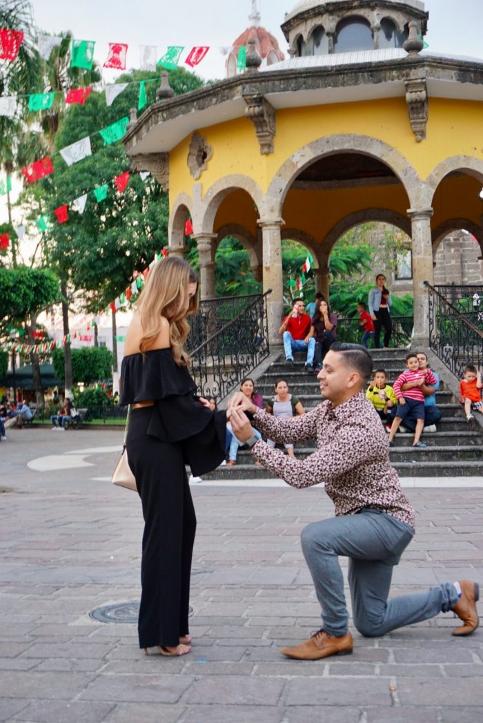 Genevieve's Proposal in Guadalajara, Jalisco, Mexico