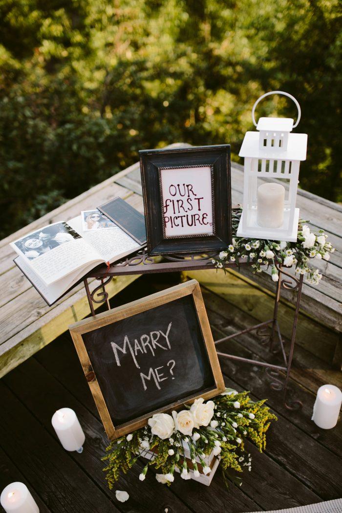 Wedding Proposal Ideas in Reeds Lake, East Grand Rapids, MI