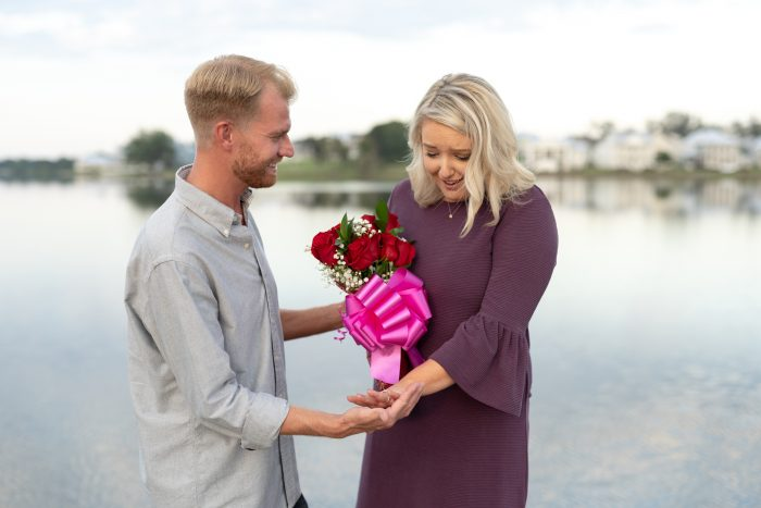 Sydney's Proposal in Montgomery, Alabama