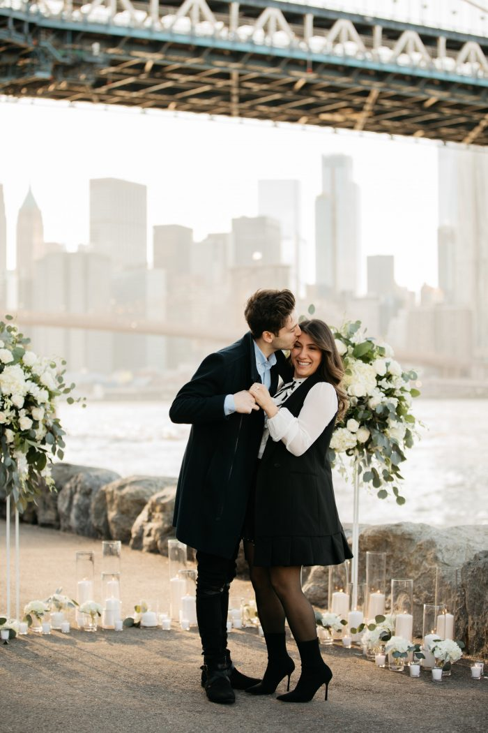 Rosalia's Proposal in NYC