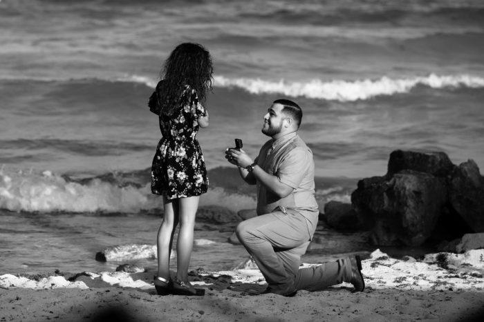 Marriage Proposal Ideas in Barcelo Maya Colonial, Mayan Riviera, Mexico.
