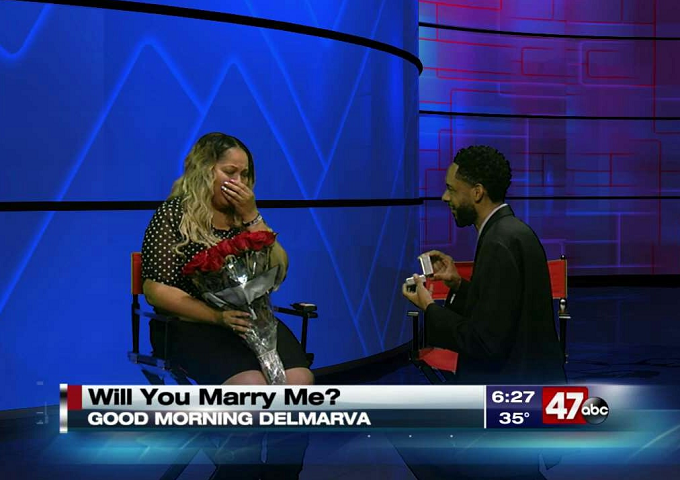 Where to Propose in 47 ABC Studio