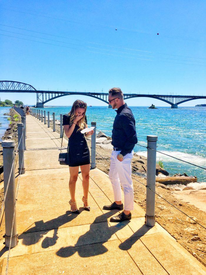 Wedding Proposal Ideas in Buffalo, NY