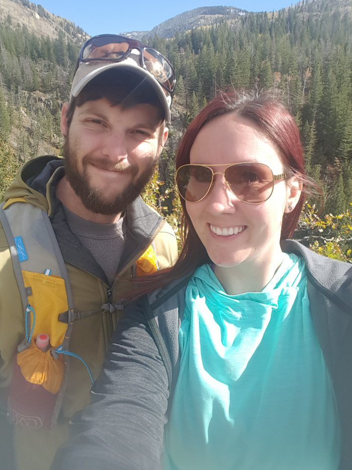 Kristin and Sam's Engagement in Steamboat Springs, Colorado