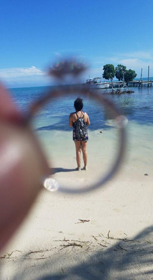 Engagement Proposal Ideas in Caye Caulker, Belize