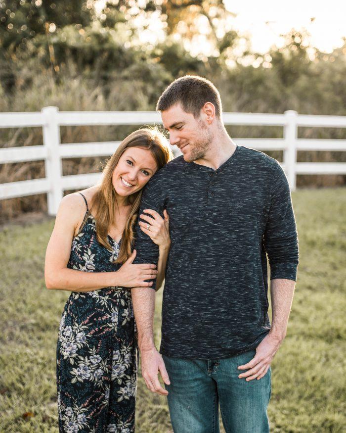 Danielle and Matt's Engagement in Disney Springs